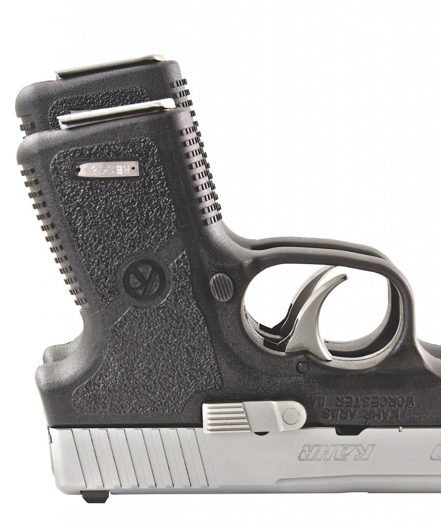 the Longer grip Length of the ct380 adds to its shootabiLity in a big way.