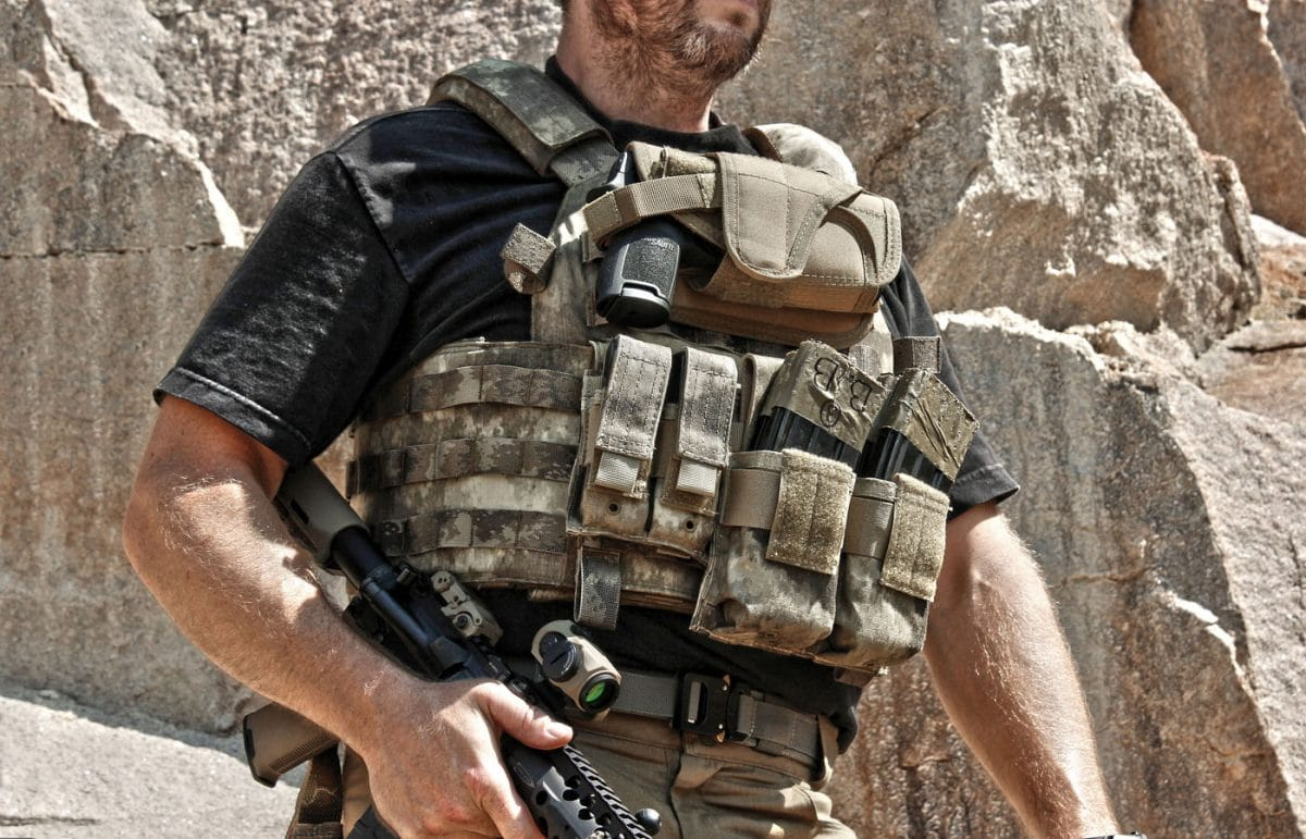 how to wear a backpack with a plate carrier