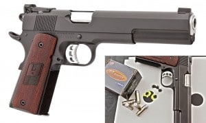 Testing the Nighthawk HEINIE 10mm revealed a consistently precise pistol/ammunition combination.