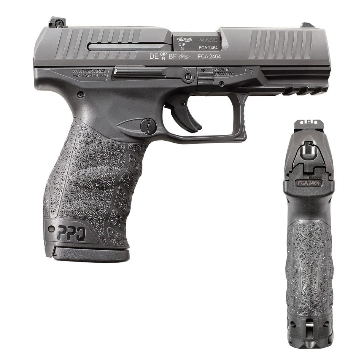 test ppq walther