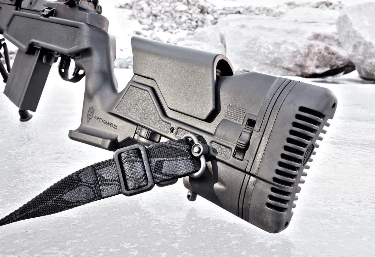 Springfield M1A Loaded Precision Rifle - GAT Daily (Guns