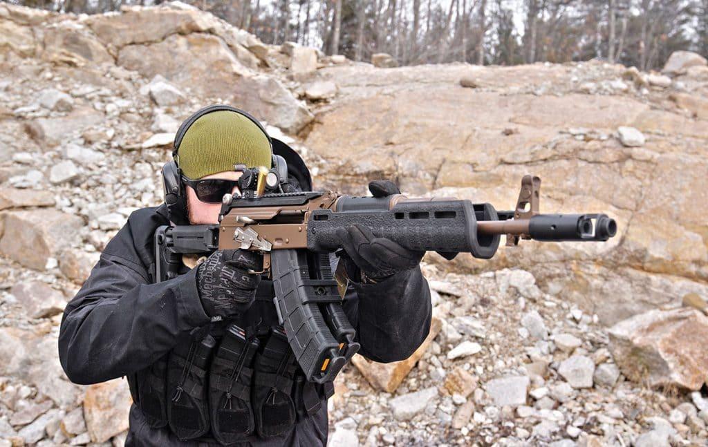 ROBAR AK Shooting(C)