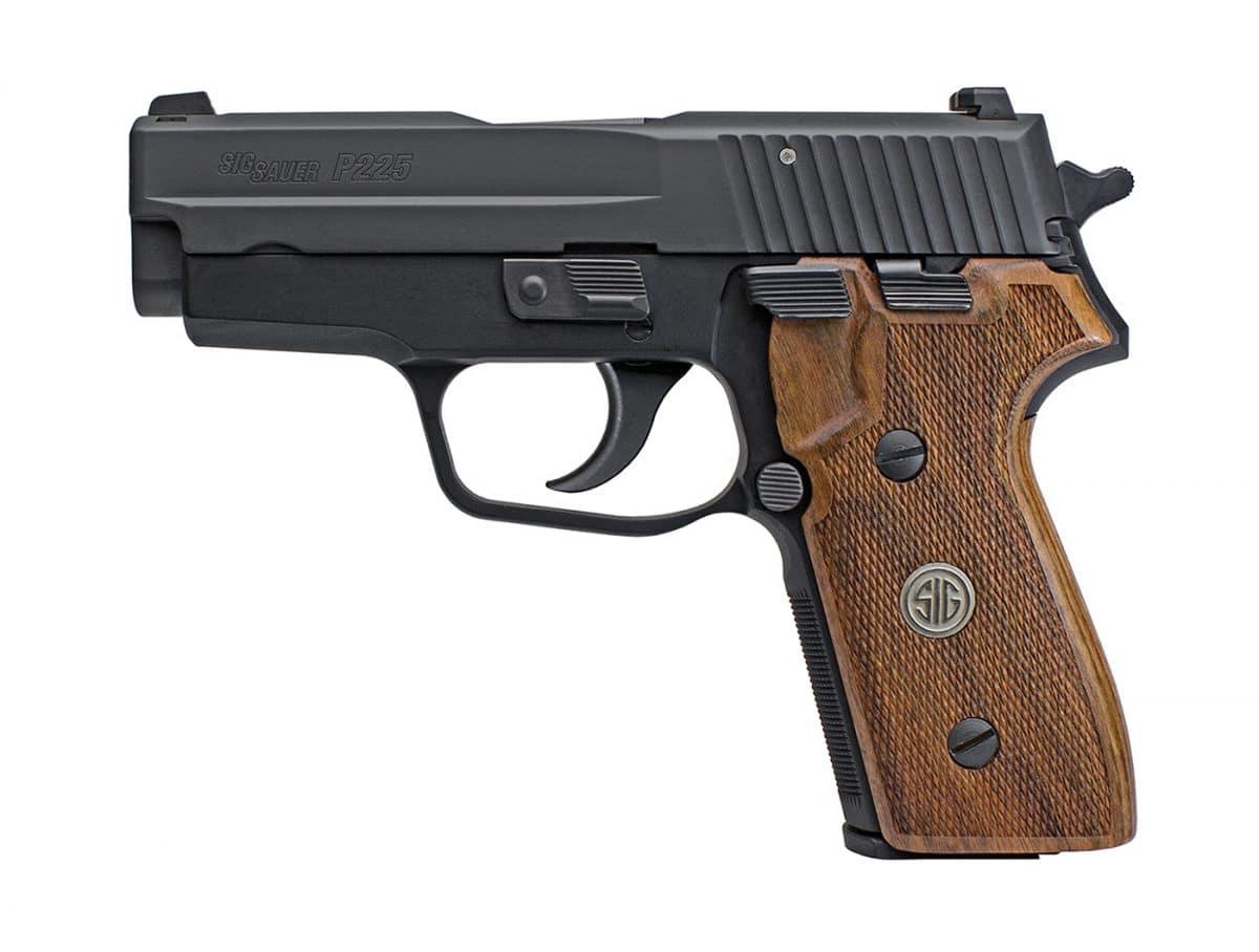 sig sauer p225 a1 shot ammo tactical guns magazine holster gear
