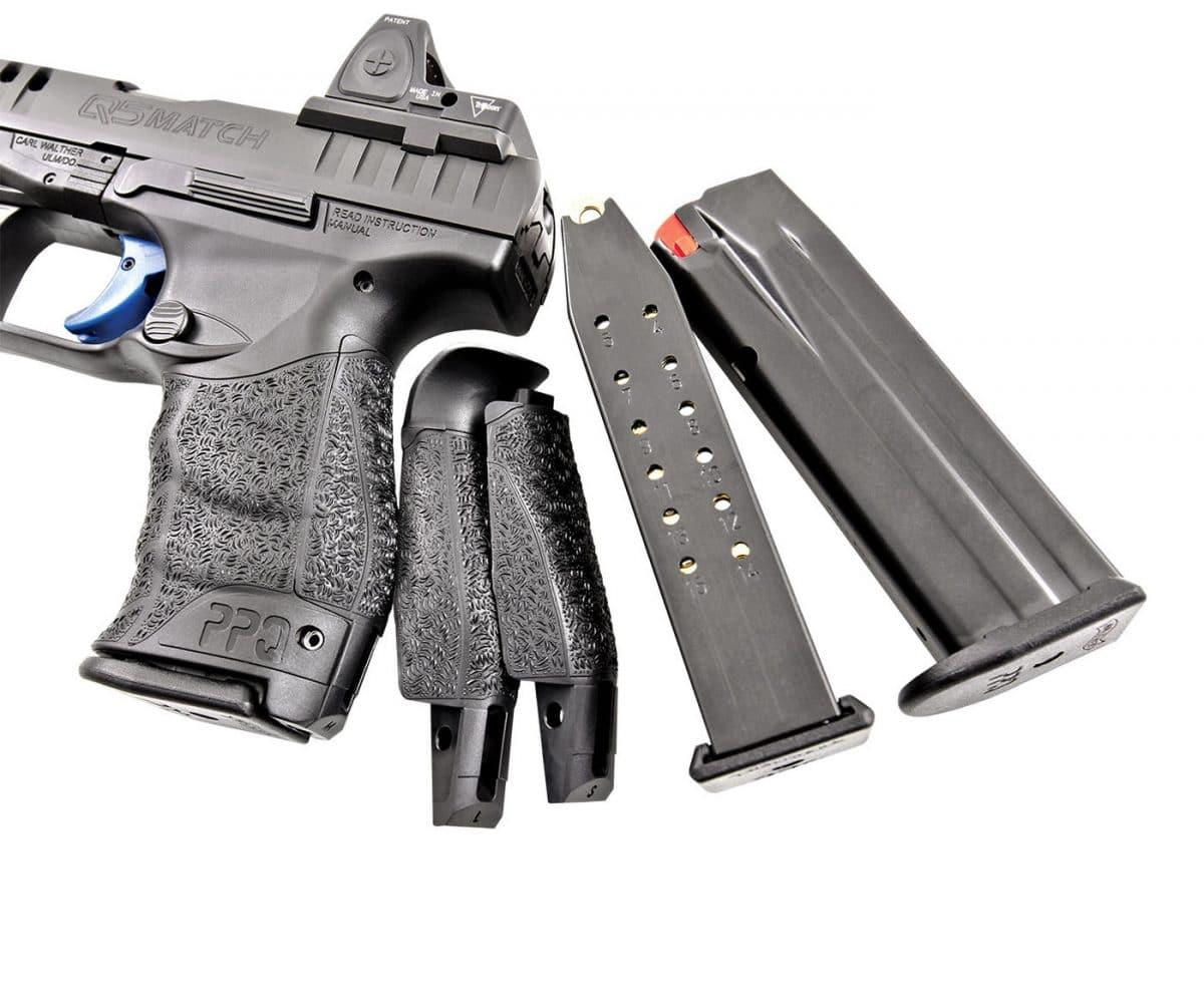 Walther Q5 Match Pistol - GAT Daily (Guns Ammo Tactical)