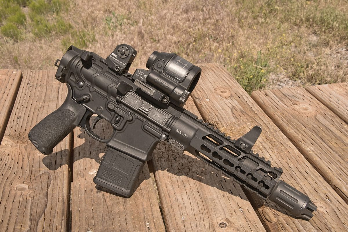 Primary Weapons Systems Mod 2 Rifles Gat Daily Guns