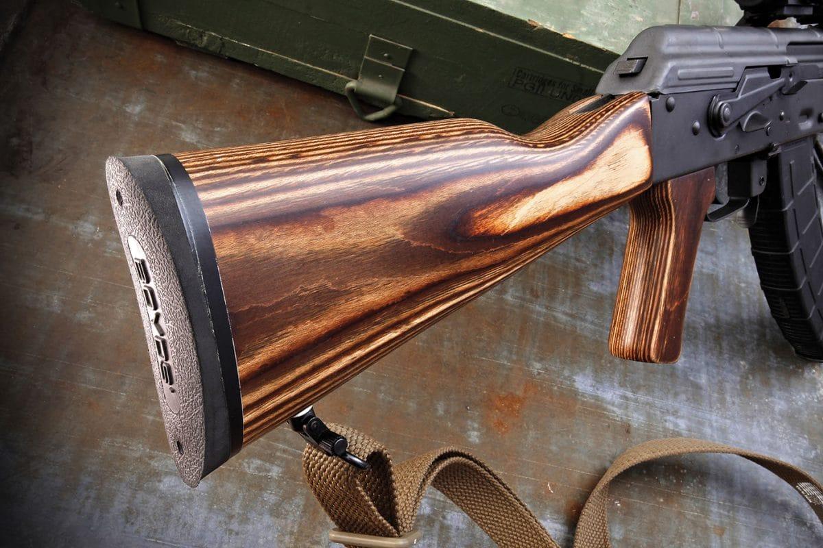 Boyds Laminated Hardwood Ak 47 Furniture Set Gat Daily Guns Ammo