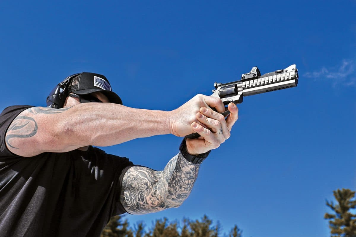Nighthawk/Korth Super Sport Revolver | On Target Magazine ...