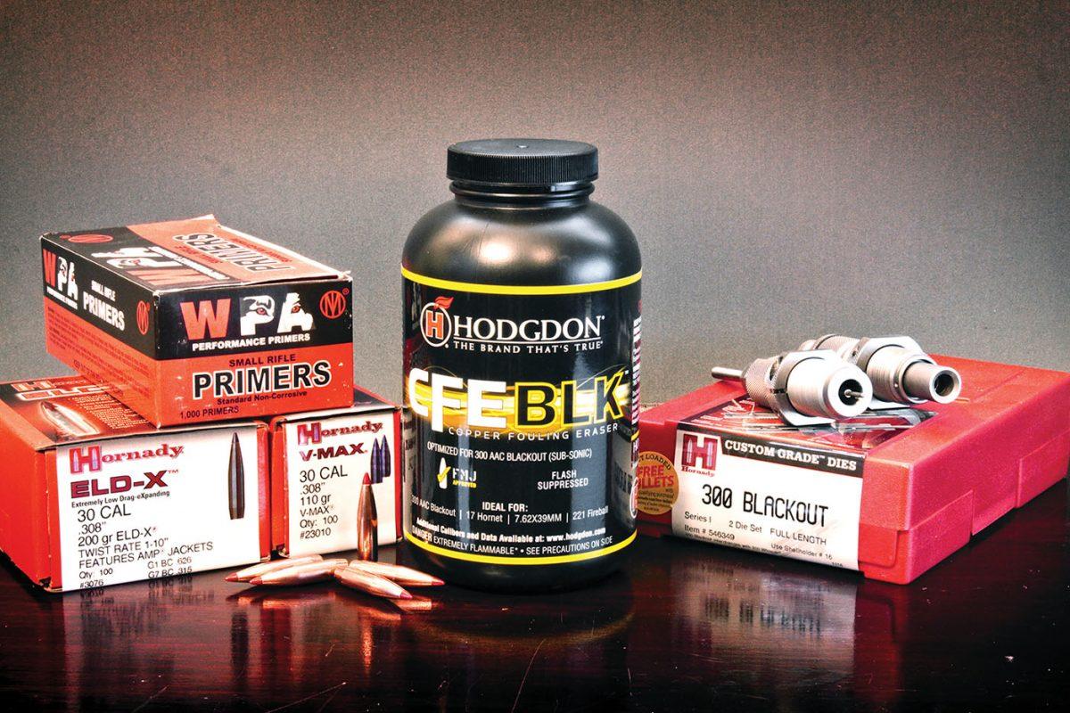 Hodgdon CFE BLK | On Target Magazine