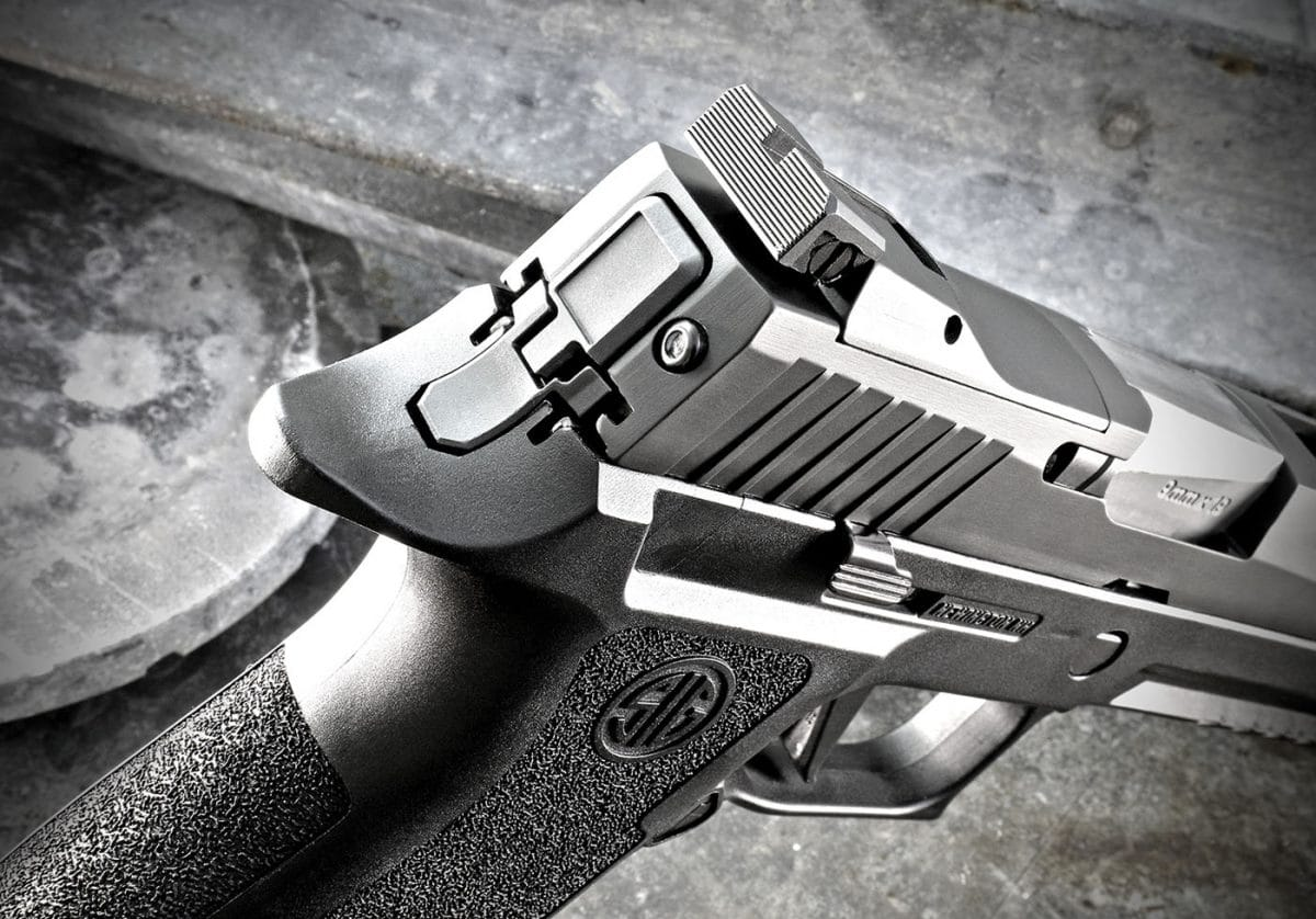 Out Of The Box Match Pistol: SIG P320 X5 - GAT Daily (Guns