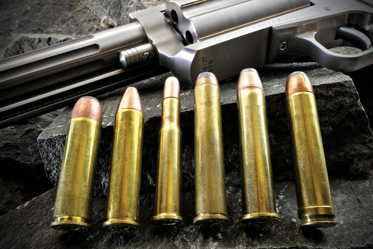 Magnum Research Bfr 30 30 Win Bisley Revolver Gat Daily Guns